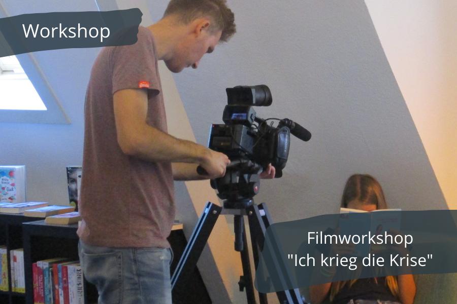 """Filmworkshop """"Ich krieg' die Krise""""   Dein HSK - Deine App ..."""