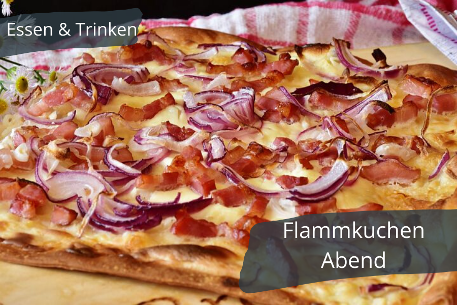 After Work Flammkuchen Special