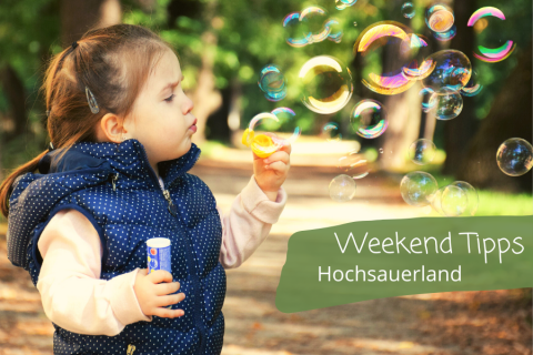 Weekend Tipps - nach Vatertag