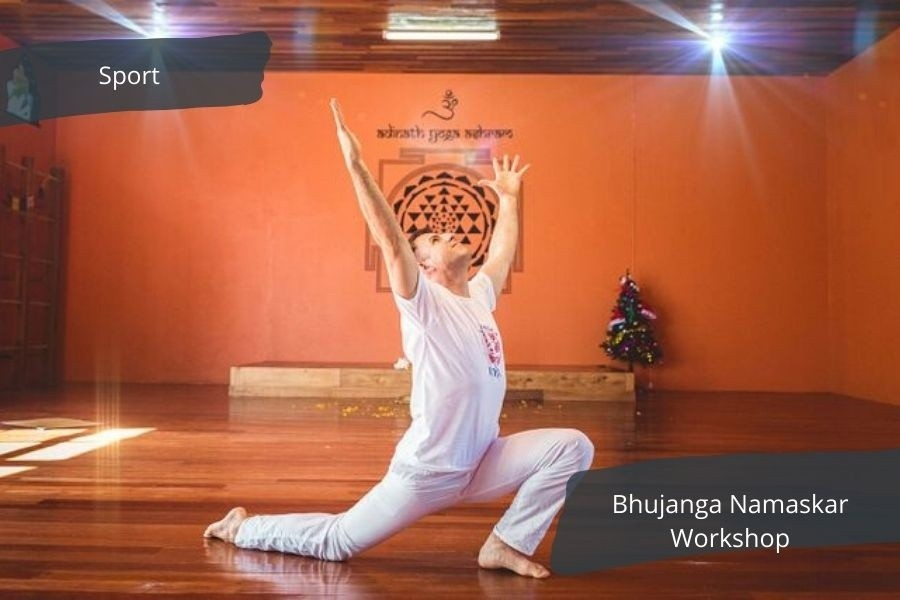 Bhujanga Namaskar Workshop
